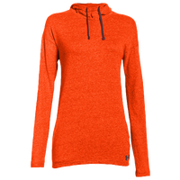 Under Armour Stadium Hoody - Women's - Orange / Orange