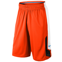 Nike KD Precision Moves Shorts - Men's - Orange / White