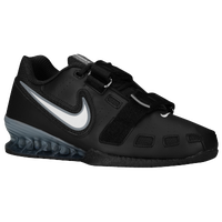 Nike Romaleos II Power Lifting - Men's - Black / White
