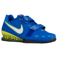 Nike Romaleos II Power Lifting - Men's - Blue / White