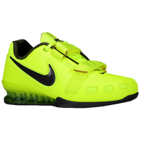 Nike Romaleos II Power Lifting - Men's - Light Green / Dark Green