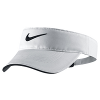 Nike Tech Tour Golf Visor - Men's - White / Black