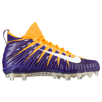 Nike Alpha Menace Elite - Men's - Purple / Gold