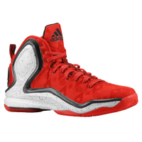 adidas D Rose 5 Boost - Men's - Derrick Rose - Red / Black