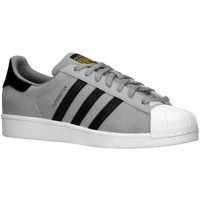 adidas Originals Superstar - Men's - Grey / Black