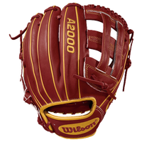 Wilson A2000 PP05 Fielder's Glove - Men's - Red / Gold
