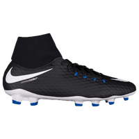 Nike Hypervenom Phelon III Dynamic Fit FG - Men's - Black / White