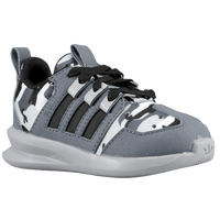 adidas Originals SL Loop Runner - Boys' Toddler - Grey / Black