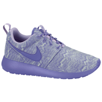 Nike Roshe Run - Girls' Grade School - Purple / Purple