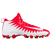 Nike Alpha Menace Shark - Men's - Red / White