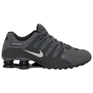 Nike Shox NZ - Men's - Dark Grey/Anthracite/Black/Metallic Iron