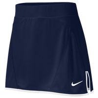 Nike Team Cutback Kilt - Women's - Navy / White