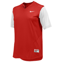 Nike Team Turntwo S/S Jersey - Women's - Red / White