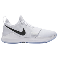 Nike PG 1 - Men's -  Paul George - All White / White