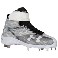 Under Armour Harper One Mid ST - Men's - White / Black