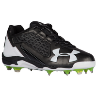Under Armour Deception Low DT - Men's - Black / White