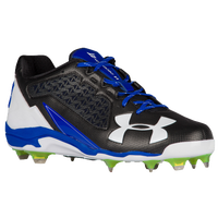 Under Armour Deception Low DT - Men's - Black / Blue