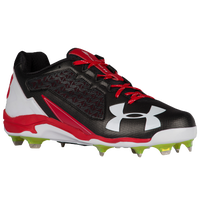 Under Armour Deception Low DT - Men's - Black / Red