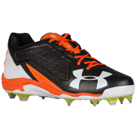 Under Armour Deception Low DT - Men's - Black / Orange
