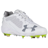 Under Armour Deception Low DT - Men's - White / Grey
