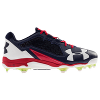 Under Armour Deception Low DT - Men's - Navy / Red