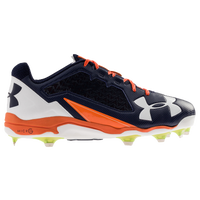 Under Armour Deception Low DT - Men's - Navy / Orange