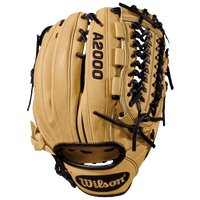 Wilson A2000 D33 Fielder's Glove - Men's - Tan / Black