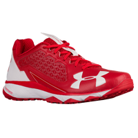 Under Armour Deception Trainer - Men's - Red / White