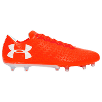 Under Armour Clutchfit Force 3.0 FG - Men's - Red / White