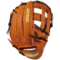 Wilson A2000 1799 Fielder's Glove - Men's - Brown / Black