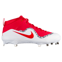 Nike Air Trout 4 Pro - Men's -  Mike Trout - Red / White
