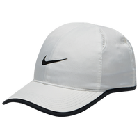 Nike Dri-FIT Featherlight Cap - Men's - White / Black