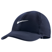 Nike Dri-FIT Featherlight Cap - Women's - Navy / White