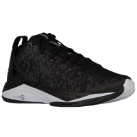Under Armour Fire Shot Low - Men's - Black / White