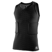 McDavid Hex 3 Pad Tank Shirt - Men's - All Black / Black