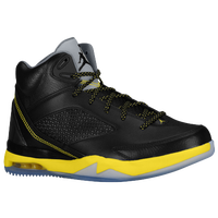 Jordan Future Flight Remix - Men's - Grey / Yellow