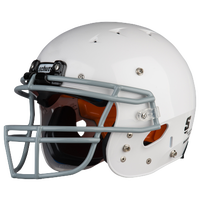 Schutt Team Recruit Hybrid Helmet - Boys' Grade School - White / Grey