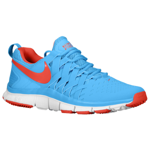 Nike Free Trainer 5.0 - Men's - Vivid Blue/White/Lt Crimson