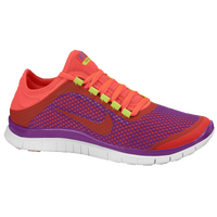 Nike Free 3.0 V5 Ext - Women's - Purple / Light Green