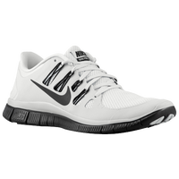 Nike Free 5.0+ - Men's - White / Grey