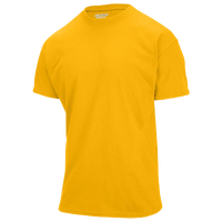 Gildan Team 50/50 Dry-Blend T-Shirt - Men's - Gold / Gold