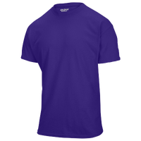 Gildan Team 50/50 Dry-Blend T-Shirt - Men's - Purple / Purple