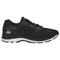 ASICS® GEL-Nimbus 20 - Men's - Black / White