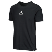 Jordan 23/7 Basketball Dri-FIT T-Shirt - Men's - Black / White