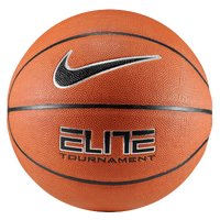 Nike Team Elite Tournament Basketball - Men's - Orange / Black