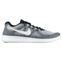 Nike Free RN 2017 - Men's - Grey / White