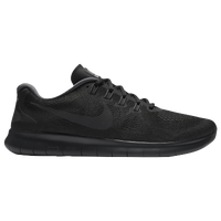 Nike Free RN 2017 - Men's - Black / Grey