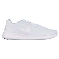 Nike Free RN 2017 - Men's - All White / White