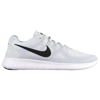 Nike Free RN 2017 - Men's - White / Black