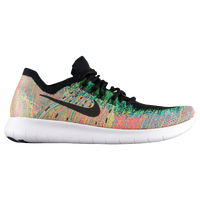 Nike Free RN Flyknit 2017 - Men's - Black / Multicolor